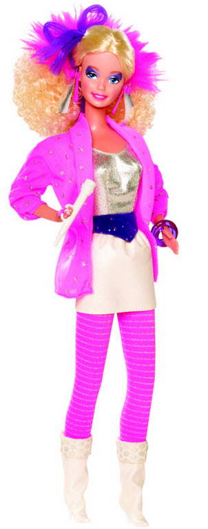 barbie in the rockstar