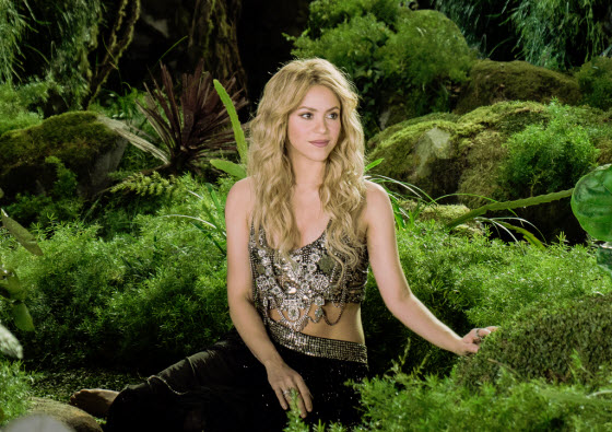 Shakira stars in Activa's Dare to Feel Good campaign