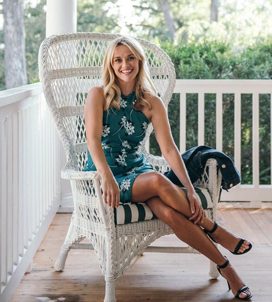 Exterior: Reese Witherspoon Raises $10 Million To Build Draper James