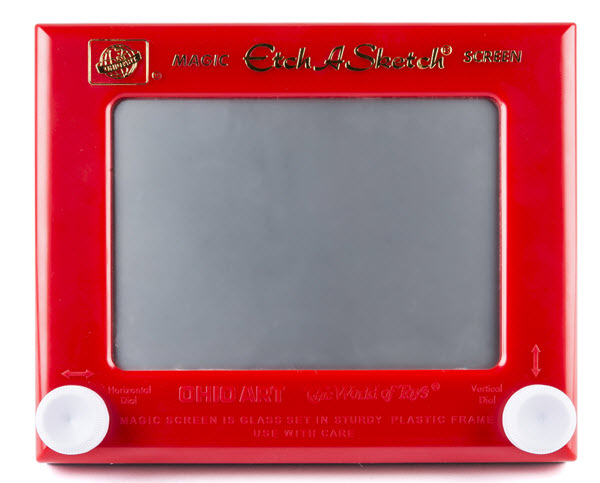 Spin Master Acquired Etch A Sketch From The Ohio Art Company