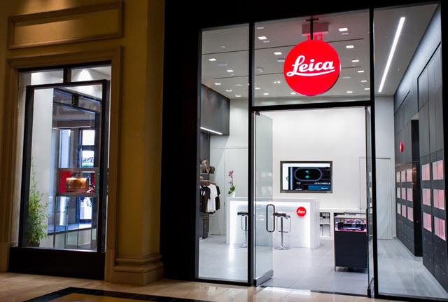 Leica Camera Opens a Las Vegas Store