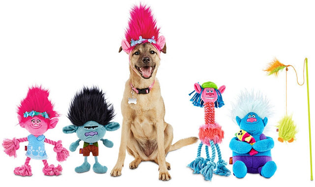Petco Troll Dolls collection