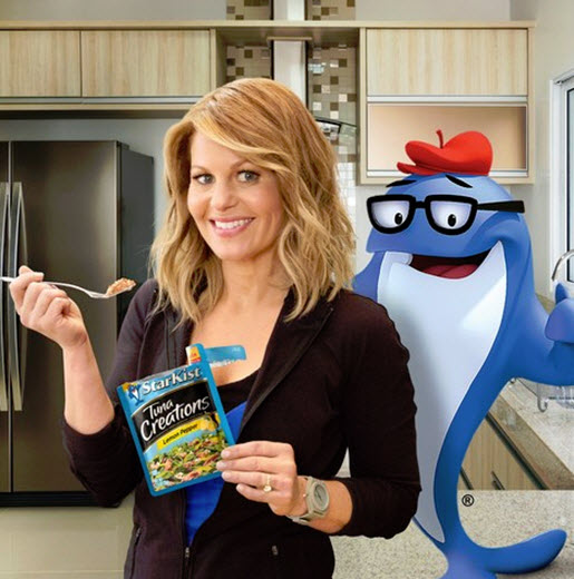 Candace Cameron Bure for StarKist