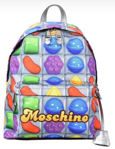 Moschino Candy Crush handbag