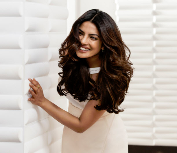 Priyanka Chopra Joins Pantene as Global Brand Ambassador