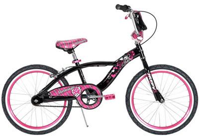 Huffy Skelanimals Bike